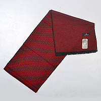 Чоловічий  шарф, темно-червоний , 178*30 см