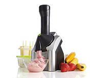 Ice Cream Maker: машинка для приготовления плодово-ягодного мороженого, 200Вт, уровень шума 65дБ