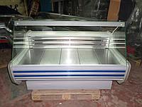Витрина холодильная среднетемпературная Технохолод Кентукки ПВХС - 1,5, фото 1