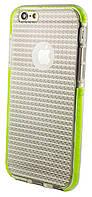 Накладка Verus для iPhone 7 зеленый / прозрачный
