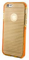 Накладка Verus для iPhone 7 оранжевый / прозрачный