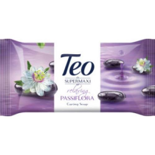 Мыло туалетное Teo Supermaxi Passiflora 140г Болгария