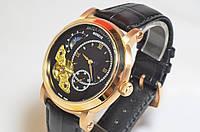 Мужские наручные часы Patek Philippe Tourbillion механика, автоподзавод, копия ААА класса, фото 1
