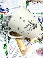 Чашка Европа С Новым Годом с елочкой