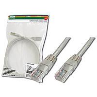 Патч-корд DIGITUS 5м, CAT 6a S-FTP, AWG 26/7, PVC (DK-1644-A-050)