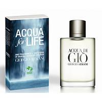 Giorgio Armani Acqua di Gio pour Homme Acqua for Life Edition edt 100ml (лиц.)
