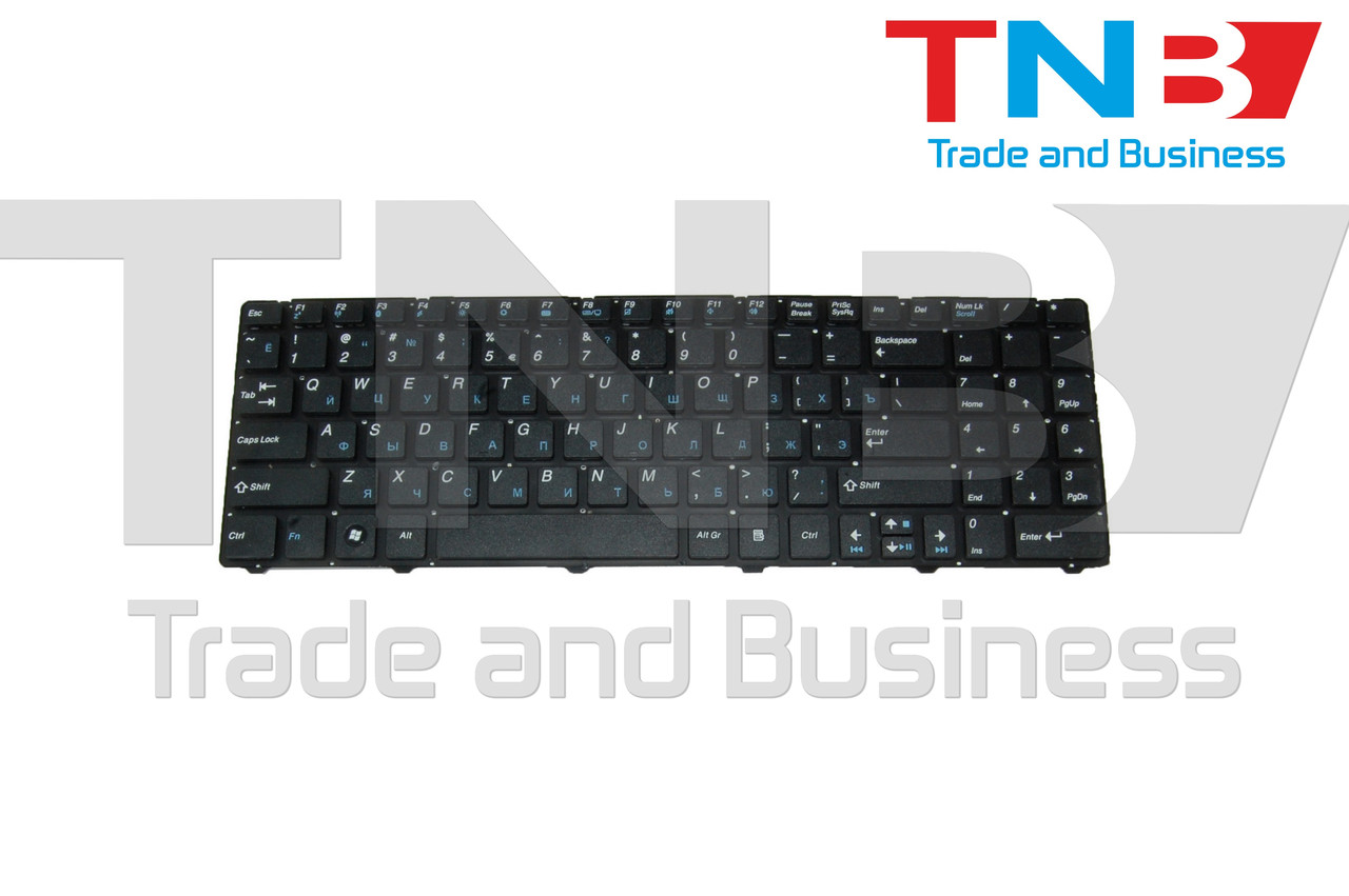 Клавиатура Medion Akoya P7621 P6625 без рамки