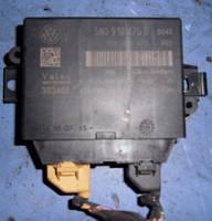 Блок управления парктроника VWTiguan2011-5N0919475D