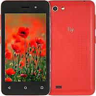 FLY FS405 Stratus 4Gb Dual Sim Red, фото 1