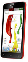 FLY FS405 Stratus 4Gb Dual Sim Red, фото 2