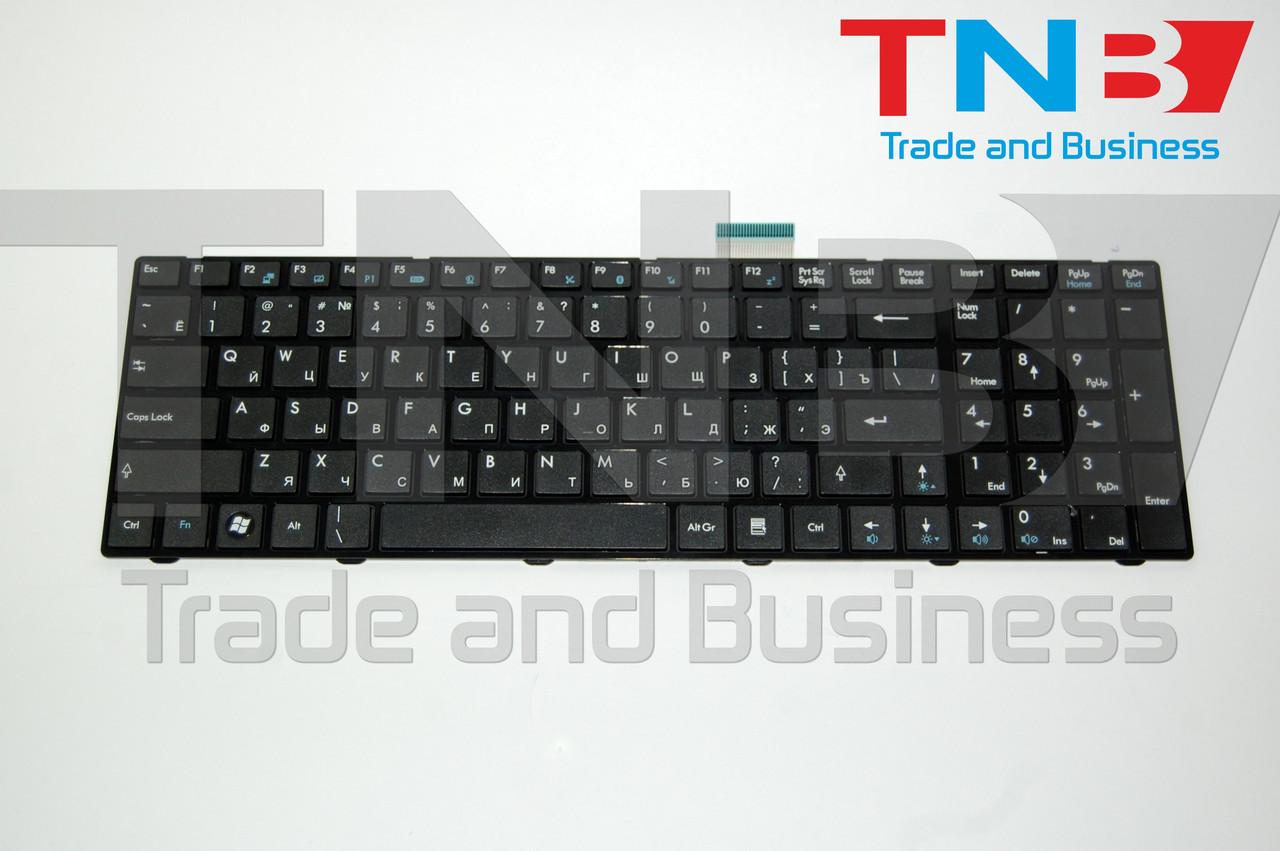Клавиатура MSI A6200 S6000 CR720 CX605 CX620 CX620MX CX705 CX720 GE600 GE700 оригинал