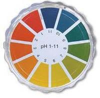 Индикаторная бумага для измерения pH в рулоне