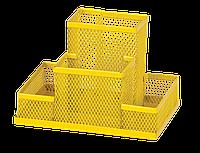 Прибор настольный Zibi 150x100x100мм, металлический, желтый, KIDS Line (ZB.3116-08)
