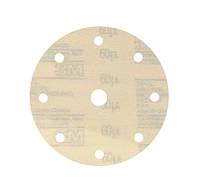 Абразивний диск плен. основа 6 отв 150мм 15 МІС, 00131 266L