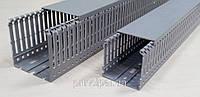 Короб перфорированный с крышкой пластиковый 80 х 80 от 2х метров