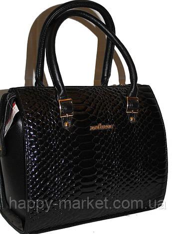 Сумка женская классическая Fashion Питон  55301-3, фото 2