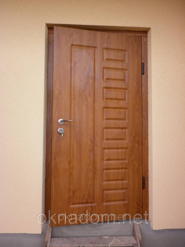 """Двери входные металлические """"под заказ"""""""
