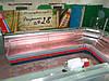 Холодильная витрина ARNEG S.DALLAS 240 VC (угловая секция) 7.0м.