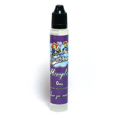 Жидкость Thanks Mom, Mompliz (Черничный пирог), 3 mg