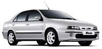 Ветровики для Fiat Marea с 1996-2003 г.в. Sedan