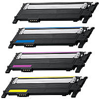 Заправка цветных картриджей Samsung CLP-409S/SEE