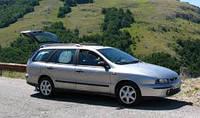 Ветровики для Fiat Marea Weekend с 1996-2003 г.в.