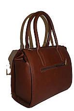 Сумка женская классическая Fashion  55301-5 коричневая , фото 3