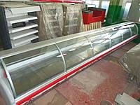 Холодильная витрина линейка ARNEG 6.60м., фото 1
