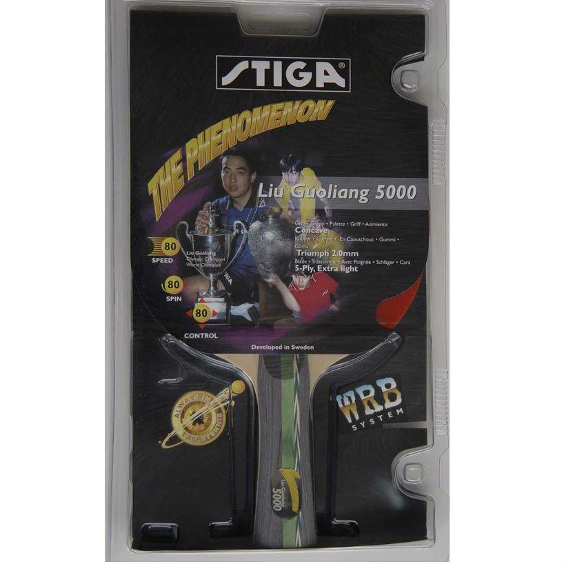 """Ракетка для пинг-понга Stiga Liu Guoliang 5000 (157001)  - Интернет-магазин """"SPORT-RITM"""" в Киеве"""
