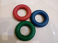Эспандер кистевой маленький кольцо цветной