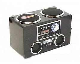 Мульти-портативная акустическая система Opera OP-7703   f, фото 3