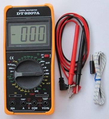 Мультиметр DT 9207А