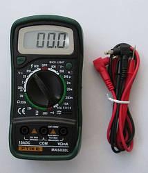 Мультиметр цифровой MAS830L