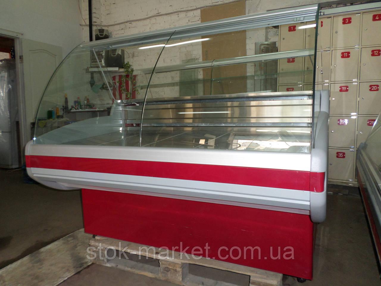 Холодильная витрина Cryspi Gamma 1.5м.