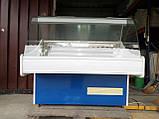 Холодильна вітрина середньотемпературна гастрономічна ТЕХНОХОЛОД 1,2 м. (Україна), фото 2