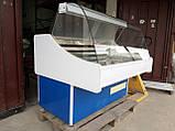 Холодильна вітрина середньотемпературна гастрономічна ТЕХНОХОЛОД 1,2 м. (Україна), фото 3