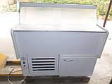 Холодильна вітрина середньотемпературна гастрономічна ТЕХНОХОЛОД 1,2 м. (Україна), фото 4