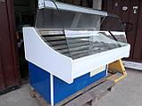 Холодильна вітрина середньотемпературна гастрономічна ТЕХНОХОЛОД 1,2 м. (Україна), фото 5