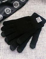 Перчатки White Sand Smartphone Gloves Black