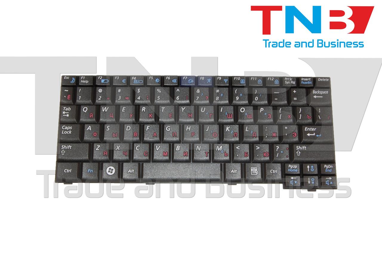 Клавіатура Samsung N108 N110 N127 Черная оригінал