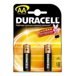 Елемент живлення (батарейка) DURACELL LR6 (AA)s.58163 (цена за 1шт)