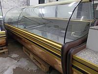 Холодильные витрины гастрономическая витрина Cold сери W-SGSP Витрина холодильная б у., фото 1