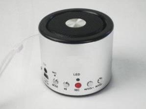 Портативная универсальная плеер-колонка WS-138RC