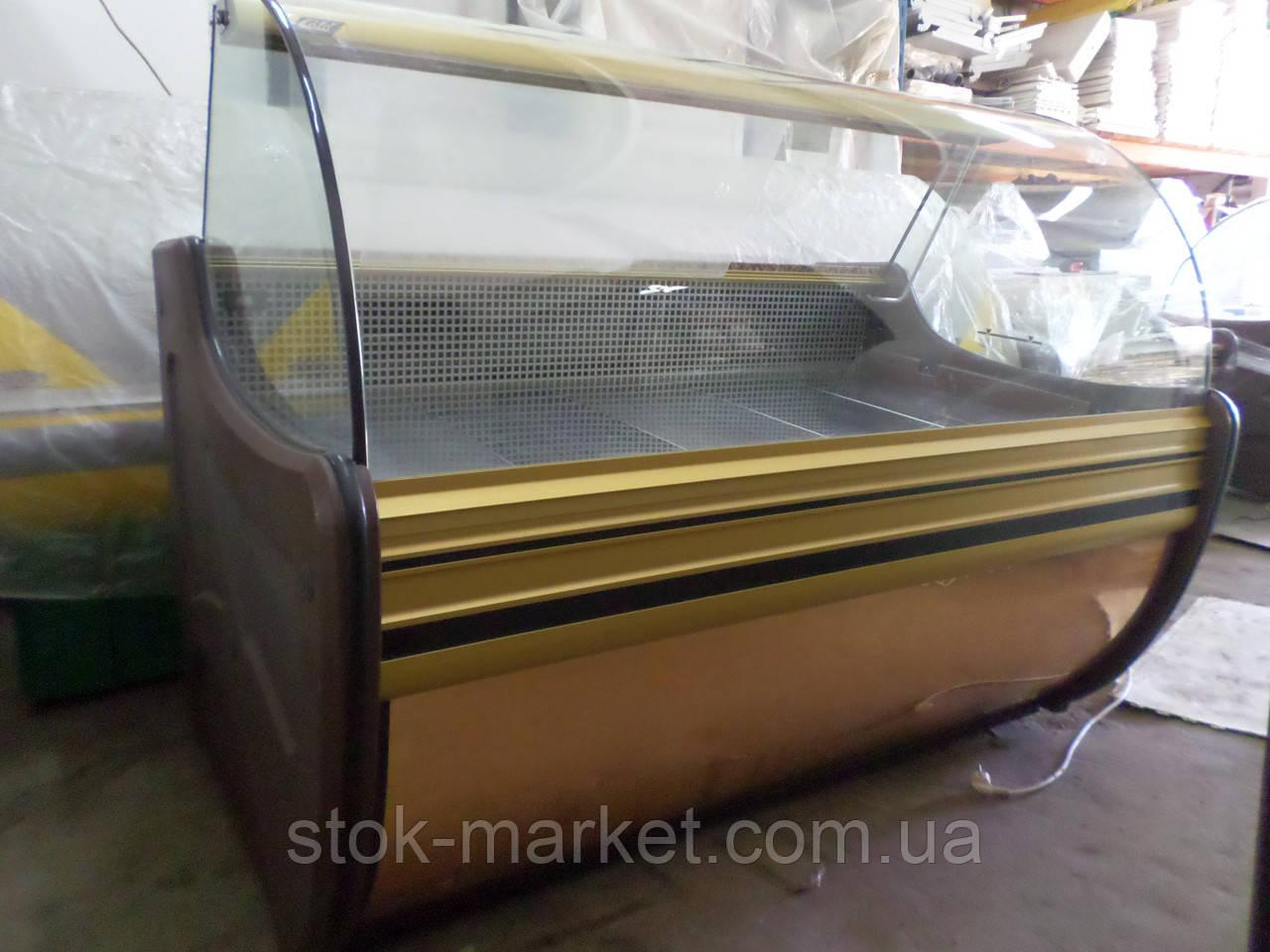 Холодильная витрина гастрономическая витрина б у Cold W-15 SG