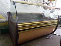 Холодильная витрина гастрономическая витрина б у Cold W-15 SG, фото 1