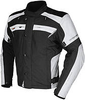Мотокуртка IXS Rockwell черный серый S