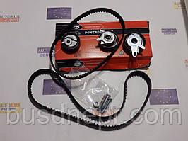 Комплект ГРМ (2 ремня) VW LT 96-, VW T4 91- 2.5 TDI пр-во GATES K015323XS