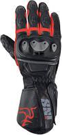 Мотоперчатки IXS Skywave черный красный XS