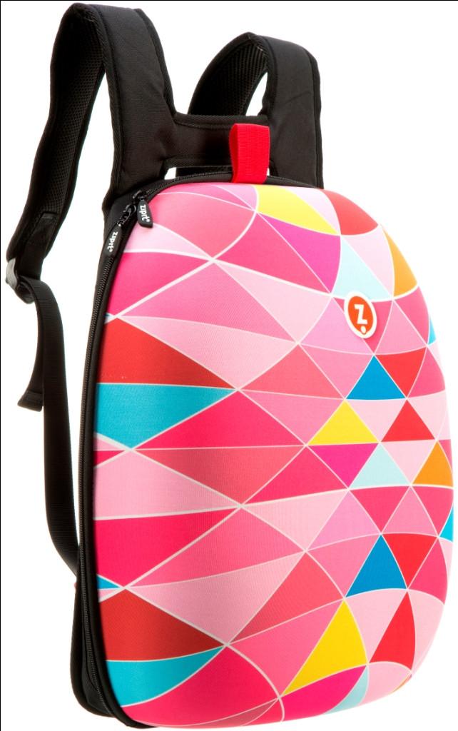 Необыкновенный рюкзак SHELL 17 л  Zipit ZSHL-PKT цвет Pink (розовый)