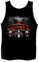 Майка Hot Leathers V-Twin Life Rider (L)